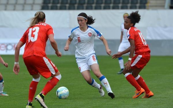 Fotbal: Švýcarsko - Česko