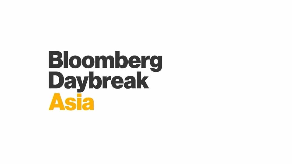 Bloomberg Daybreak: Asia