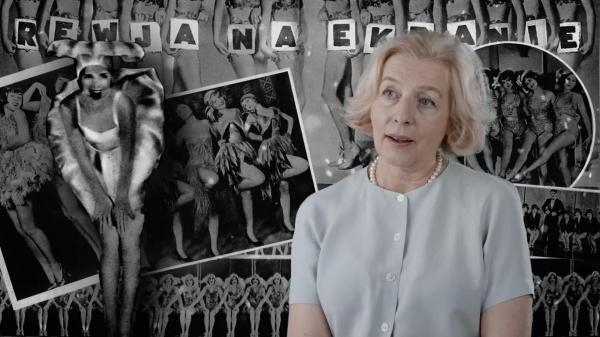 Dokument Nasze Hollywood, czyli początki kina w Polsce