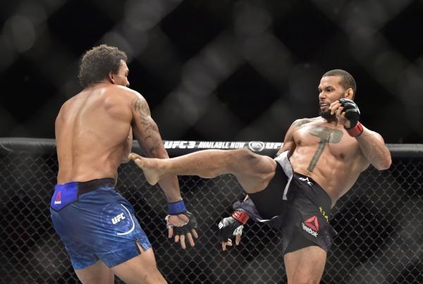 UFC Countdown: Jones vs. Santos