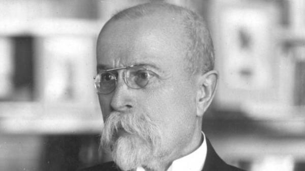 Dokument Tomáš Garrigue Masaryk