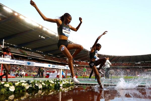Atletika: Wanda Diamond League 2020 Řím
