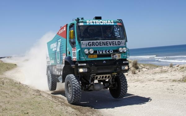 Motorismus: Dakar 2012