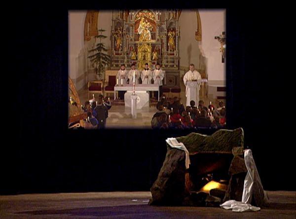 Dokument Tajomstvo vzkriesenia