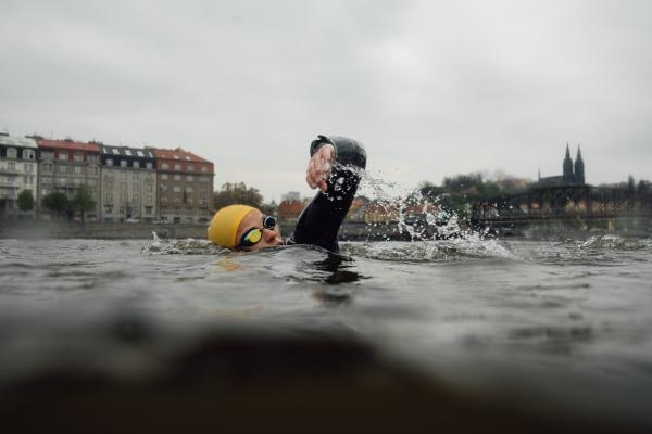 Sport v regionech: Prague City Swim 2020