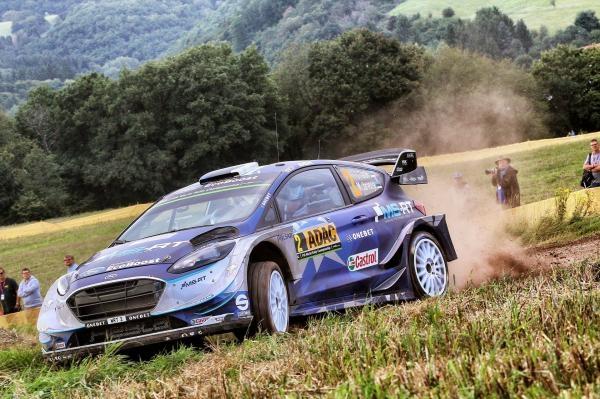 Motorismus: WRC 2019
