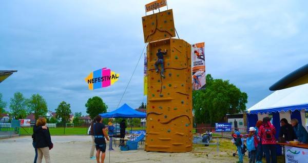 Sport v regionech: NEfestival - Festival NEtradičních sportů
