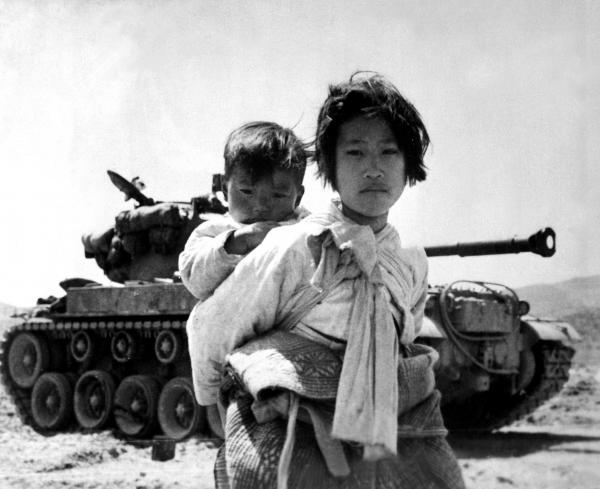 Korea: Zapomenutá válka