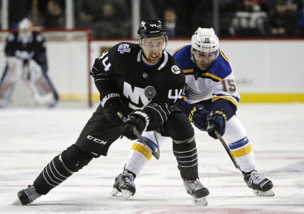 New York Islanders - St. Louis Blues