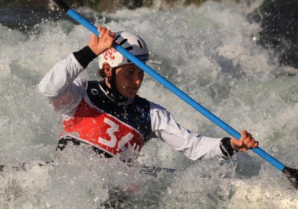 Vodní slalom: SP 2021 Španělsko