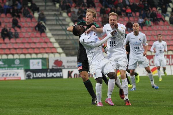 Fotbal: 1.FK Příbram - FC Baník Ostrava