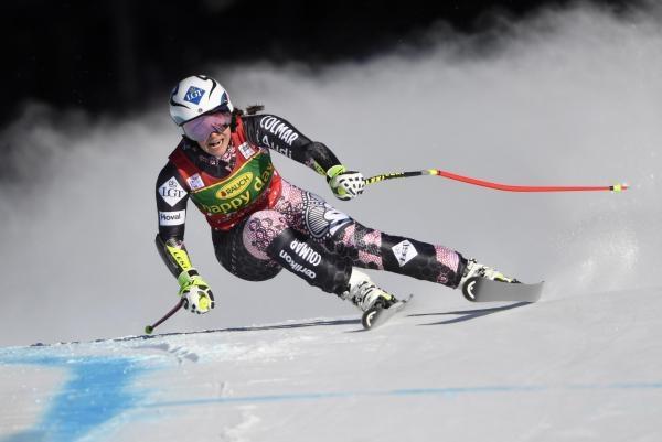 Alpské lyžování: SP Itálie