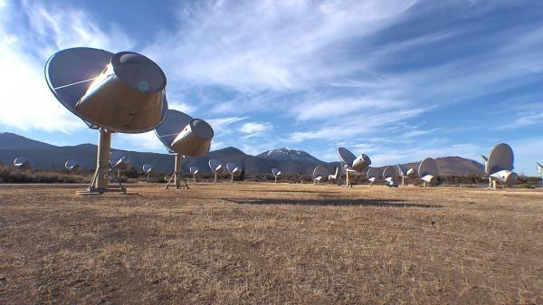 Dokument Kontakt s mimozemšťany: Nasa odhalena