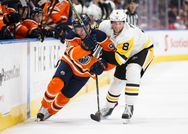 Pittsburgh Penguins - Edmonton Oilers