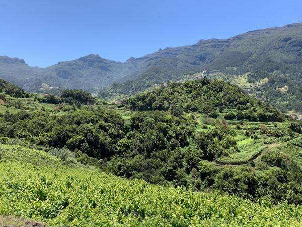 Na cestě po ostrově Madeira