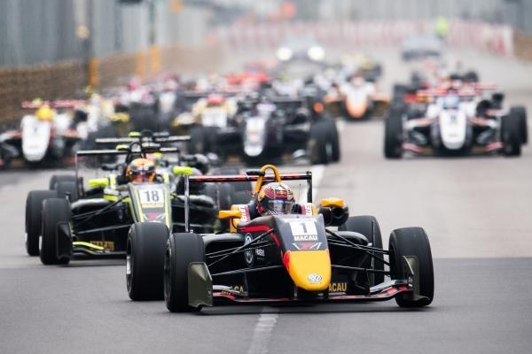 Grand Prix Macau - záznam