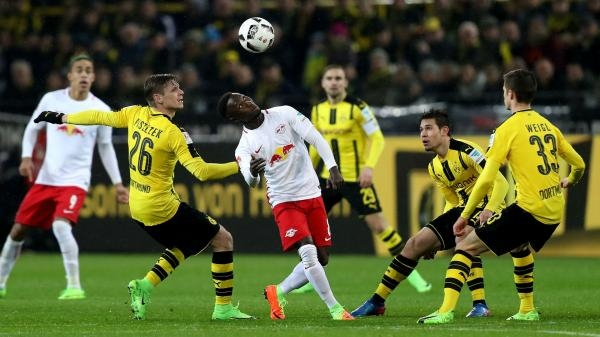 RB Lipsko - Borussia Dortmund