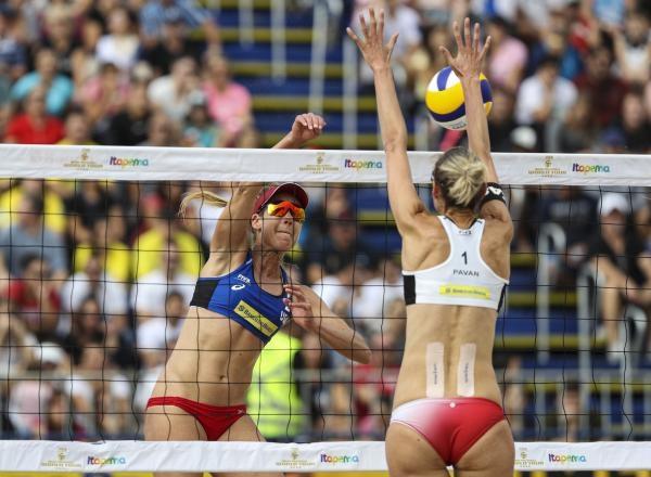 FIVB Beach Volleyball - Tokio