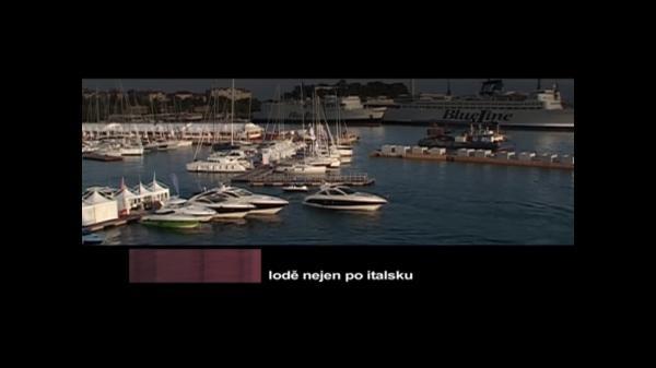 Lodě nejen po italsku