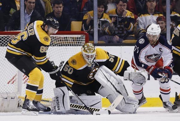 Columbus Blue Jackets - Boston Bruins