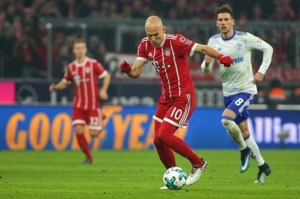 DFB-Pokal Finále 2018: Bayern Mnichov - Eintracht Frankfurt