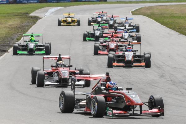 Castrol Toyota Racing Series - záznam