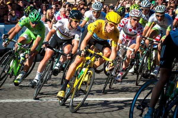 Cyklistika: Tour de France 2017