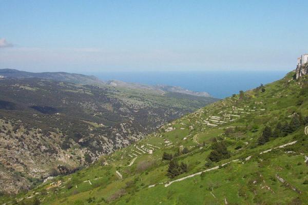 Itálie - střed světa na Garganu