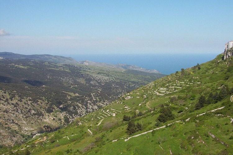Dokument Itálie - střed světa na Garganu