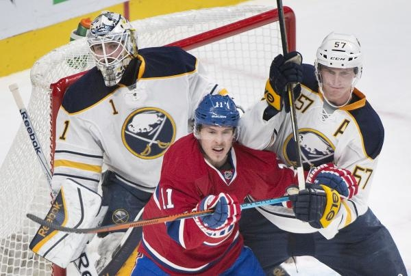 Buffalo Sabres - Montreal Canadiens