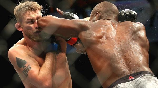 UFC 232: Jones vs Gustafsson 2