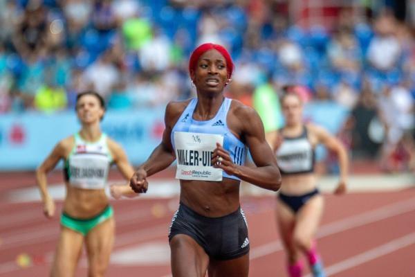 Atletika: Zlatá tretra 2020