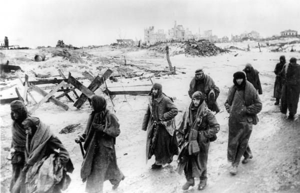Bitva u Stalingradu