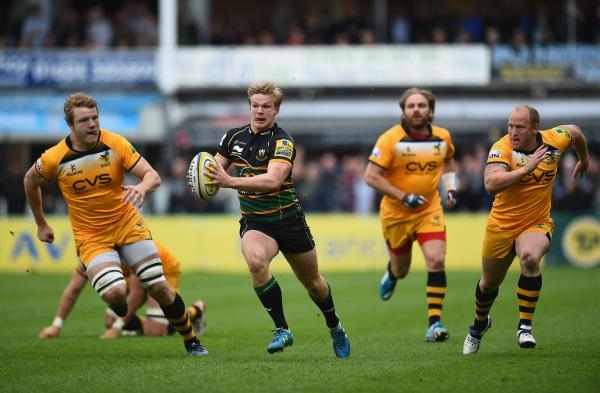 Newcastle Falcons - Wasps