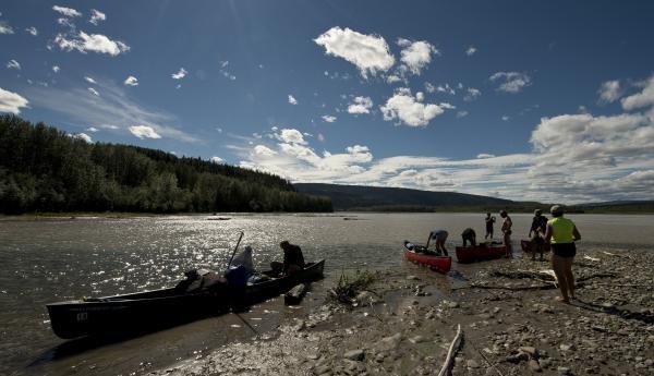 Dokument Zlatá horečka na Yukonu