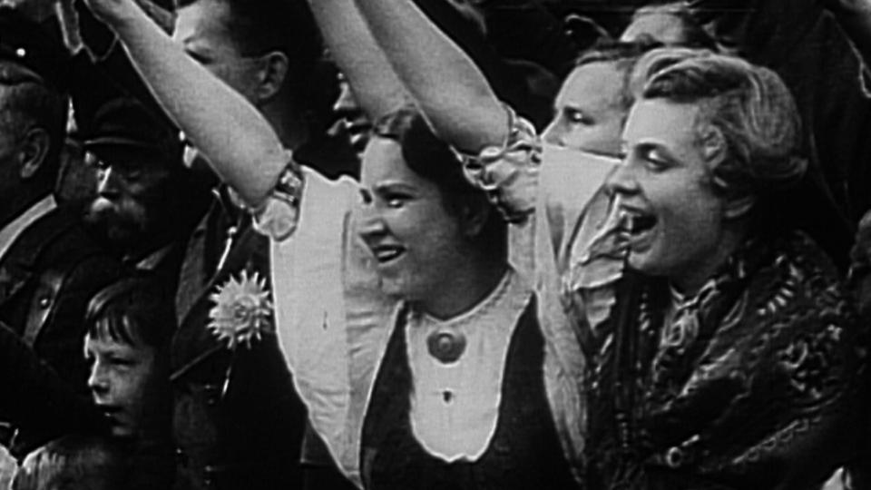 Dokument Ženy Třetí říše