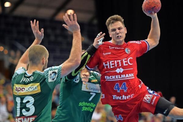 HC Erlangen - SC DHfK Leipzig