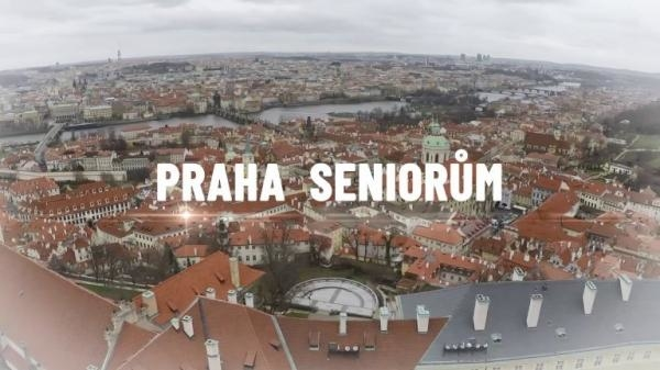 Praha seniorům