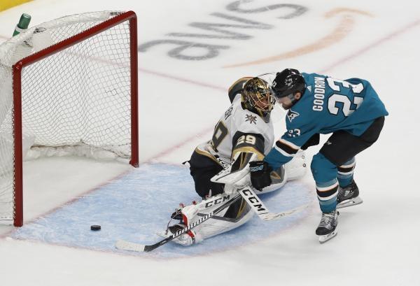 NHL Classic games: Vegas Golden Knights - San Jose Sharks