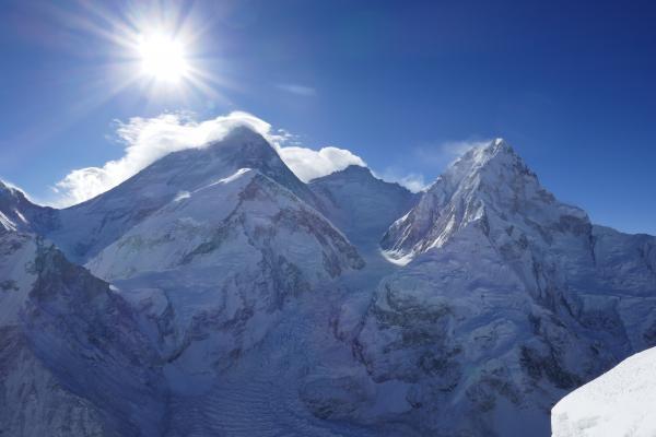 Vábenie výšok - Krutý Everest