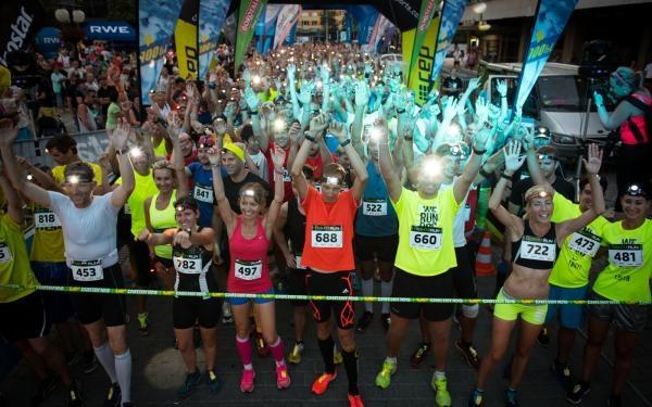 Sport v regionech: NN Night Run Most