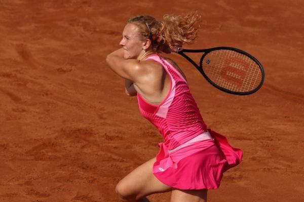 Tenis: Pavlyuchenková - Siniaková