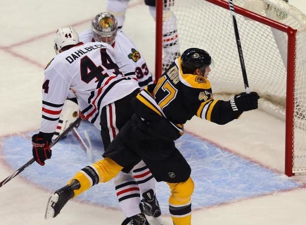 Chicago Blackhawks - Boston Bruins