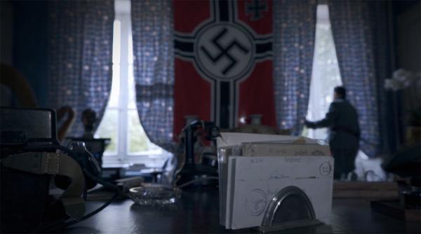 Dokument Hitlerův plán na zničení Paříže