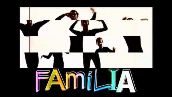 Família - Patchwork family
