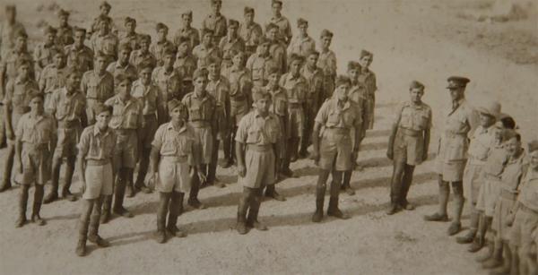 Bojovníci ze Západní a Východní fronty - deníček Raf