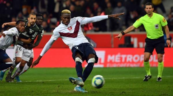 Dijon FCO - Lille OSC