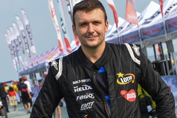 Moje Grand Prix. Bartek Marszałek