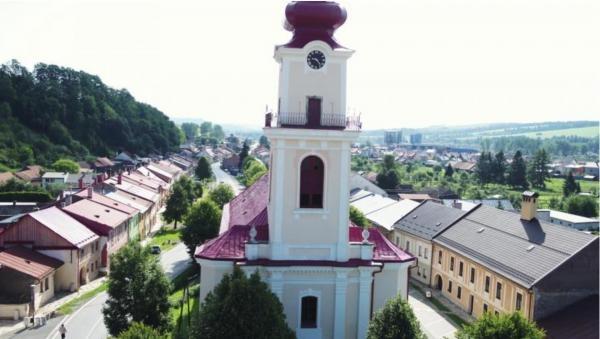 Dokument Dvěstě let kostela sv. Bartoloměje v Hniezdném