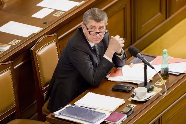 Interpelace poslanců na předsedu vlády